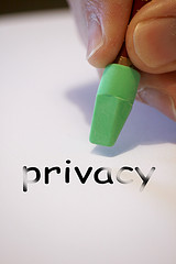 eroding privacy