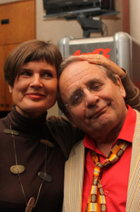Sylvester McCoy & Sophie Aldred // fc.nz // by-nc-sa