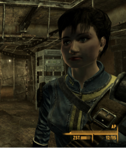 Fallout 3: Nyx vom Hades