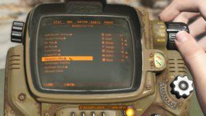 Fallout 4 Pipboy Werkstätten